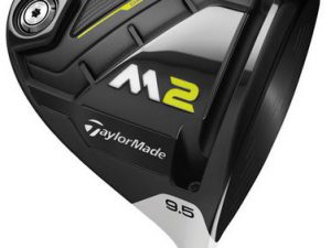 TaylorMade M2 (2017) Head Weights (weights sold separately)